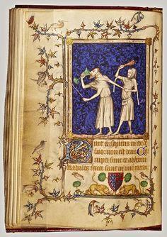BOURGOT LE NOIR-(1098-1179)- Nella Francia del 300 e del primo 400 ebbero fama due miniaturiste BOURGOT figlia di Jane le Noir eANASTAISE ,che lavoro' per CRISTINE de PISAN .