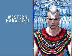 "Check out new work on my @Behance portfolio: ""Western Harajuku"" http://be.net/gallery/40742179/Western-Harajuku"