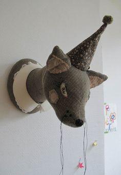 Fouine , a new soft sculpture by Désaccord