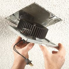Best Photo Gallery Websites How to Install an Exhaust Fan