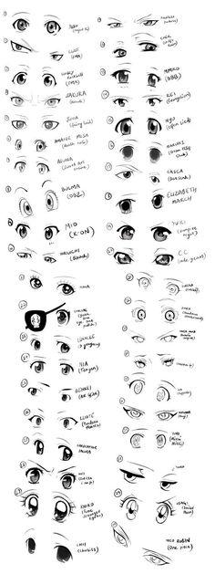 Amazing Learn To Draw Eyes Ideas. Astounding Learn To Draw Eyes Ideas. Drawing Practice, Drawing Skills, Drawing Techniques, Drawing Tips, Drawing Sketches, Realistic Eye Drawing, Body Drawing, Manga Eyes, Anime Eyes