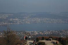 #ZurichCity #panoramic_view #Oerlikon_mountain