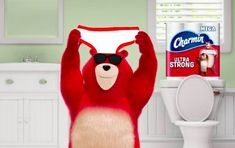 """Happy Our hineys are Charmin clean, can you tell? Best Toilet Paper, Heart Of America, Bear Cartoon, Twitter Sign Up, Bears, Make It Yourself, Pop, Game, Popular"