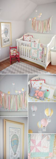 nursery - no pastels though