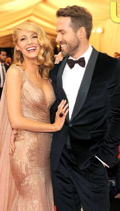 Blake Lively & Ryan Reynolds!! I am absolutely in love with them. Unfair to have such two beautiful people together haha