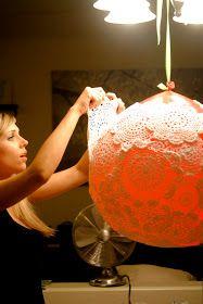 Lamp maken