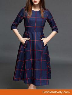 LOVE! Midi Dress 2018 - What to wear midi dresses #mididress #midi #dresses #clothes #casual (87)