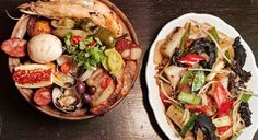 Fat Rice - Logan Square - Portuguese inspired cuisine