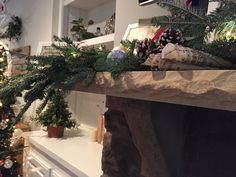 My mantle.
