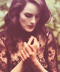 Mary, Michelle Dockery, she is gorgeous!
