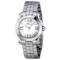 Chopard Happy Sport Ladies Watch 278509-3002