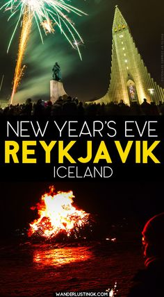 Tips for visiting Iceland for New Year's Eve! Reykjavik