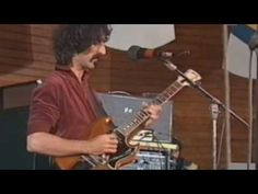 "They often say that there never will be another like a particular artist. This truly is the case with Frank Zappa. Here he plays ""Cosmik Debris."""