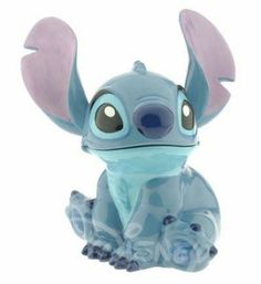 Stitch Cookie Jar= WANT