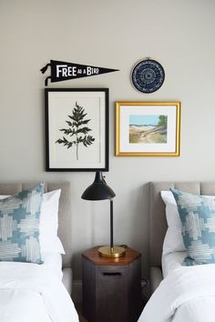 This functional fixture is a Studio McGee favorite! Boy And Girl Shared Bedroom, Girls Bedroom, Living Room Ornaments, Nook Table, Tiny Living Rooms, Teen Bedroom Designs, Studio Mcgee, Family Room Decorating, Cool Furniture