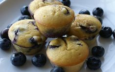 Blueberry buffins
