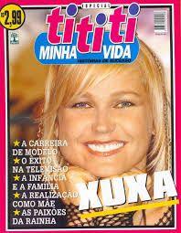 Xuxa Forever Eterny: Capas de Revistas