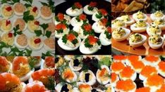 Stuffed eggs are a very popular appetizer, delicious and delicious. This is a snack that is prepared quite simply and quickly, with an important advantage: they can be filled with any favorite product Popular Appetizers, Romanian Food, Romanian Recipes, Cocktails, Drinks, Caprese Salad, Finger Foods, Food Videos, Food To Make