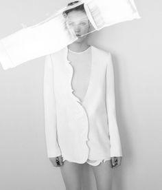 Stella McCartney's S/S 2012 online campaign #Kazar trends