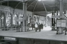 station Rotterdam Centraal stationsgebouw II (1937)