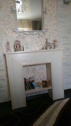 Каминный портал от Фамильной Мастерской Home Decor, Decoration Home, Room Decor, Home Interior Design, Home Decoration, Interior Design
