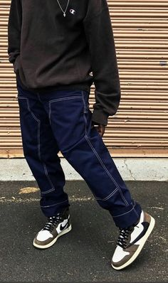 Mode Outfits, Retro Outfits, Stylish Mens Outfits, Casual Outfits, Guy Outfits, Boy Fashion, Mens Fashion, Fashion Outfits, Looks Hip Hop