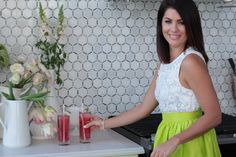 Backsplash -   Jillian Harris Ikea Sektion Kitchen