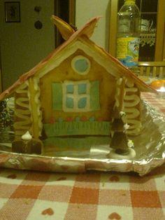 Casa di biscotto