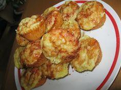 Allerlei Rezepte und mehr: Salami-Pizza-Muffins mit Ananas