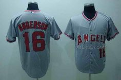 http://www.xjersey.com/angeles-27-anderson-grey-jerseys.html ANGELES 27 ANDERSON GREY JERSEYS Only $34.00 , Free Shipping!