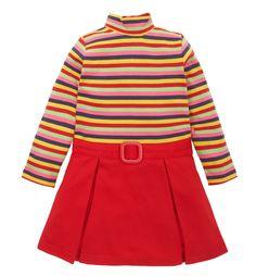 Little Bird by Jools Dress Little Girl Fashion, Kids Fashion, Little Bird By Jools, Dress Skirt, Little Girls, Turtle Neck, Boots, Skirts, Sweaters