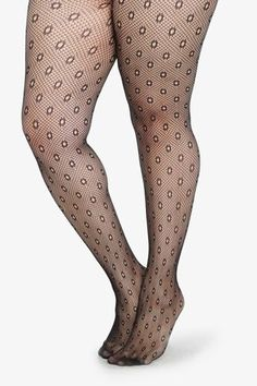 10 Perfect Places For Plus-Size Tights+#refinery29