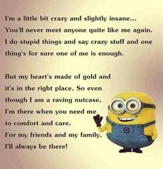 Just family, anymore Great Quotes, Quotes To Live By, Inspirational Quotes, Sign Quotes, Funny Quotes, Cute Minions, Despicable Me, Me Time, Inspire Me