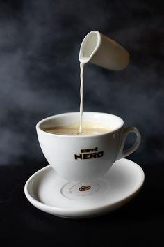 Caffe Nero - where magic happens.