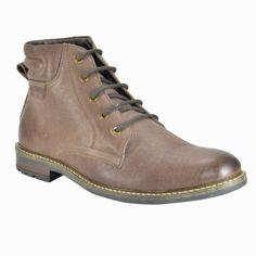 Valentino Genuine Leather TORQUE87BRN Men Formal Shoes