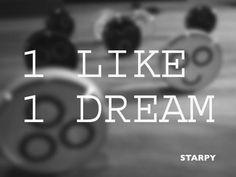有過去才能成就夢想。