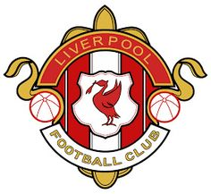 liverpool crest history: Liverpool F.C - 1981 European Cup Final Programme Crest Liverpool Fc Badge, Liverpool Football Club, Redskins Football, Football Team Logos, School Football, British Football, European Football, Robert Griffin Iii, Uefa Super Cup