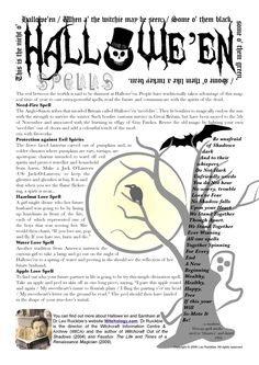 Spell Page Inspiration | Witchy Crafty                              …