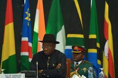 Nigeria, elezioni 2015: Goodluck Jonathan ....
