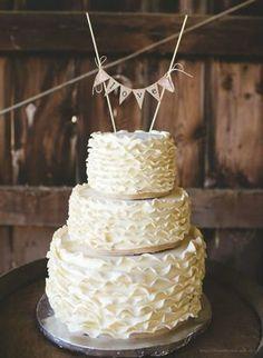 wedding cakes - love
