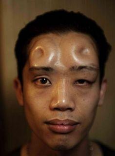 "12 ""Bagel Head"" Transformations"