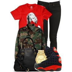 Major Heat., created by icebeezy on Polyvore