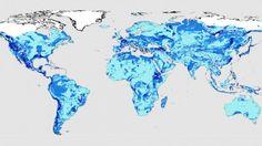 enjoymarket: Το νερό κάτω από την επιφάνεια της Γης φτάνει για ...