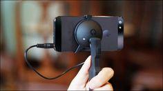 iPhoneのジャイロ機能を利用して撮影時の手振れを補正するスタビライザー「Elephant Steady」が出資募集中。