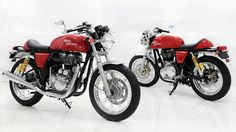 Royal Enfield 535 Cafe Racer