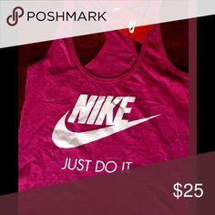 Nike Just Do It Tank M Nike Just Do It Tank M Nike Tops Tank Tops