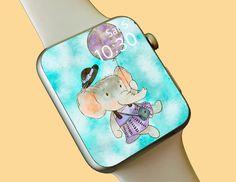 Watch Wallpaper / Apple Watch / FitBit / Smartwatch / Watch Background Best Apple Watch, Apple Watch Faces, Wallpaper Backgrounds, Iphone Wallpaper, Fitbit App, Share Icon, Apple Watch Wallpaper, Super Cute Animals, Elegant Chic