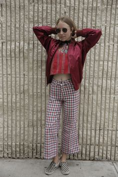 Five Days of Style with Emma Hager http://www.manrepeller.com/2015/07/how-to-dress-vintage.html