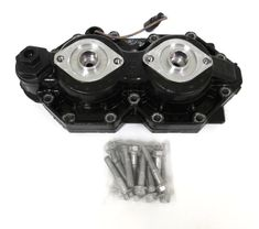 2000 Evinrude FICHT Outboard Cylinder Head STBD 90 and 115 HP #Evinrude #FICHT #Outboard #CylinderHead  #90hp #115hp #5001258 #0346893 #michiganfreshwatermarine