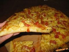 bezlepková pizza Pepperoni, Healthy Living, Gluten Free, Healthy Recipes, Cheese, Cooking, Desserts, Food, Diet